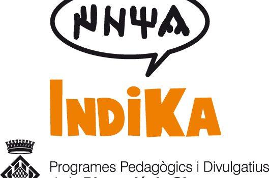 A partir del curs 2014-2015 ens trobareu al programa Indika de la Diputació de Girona
