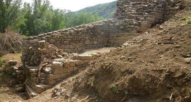 Documentat un antic pont de pedra sobre el Ter, a Sant Pau de Segúries (Ripollès)