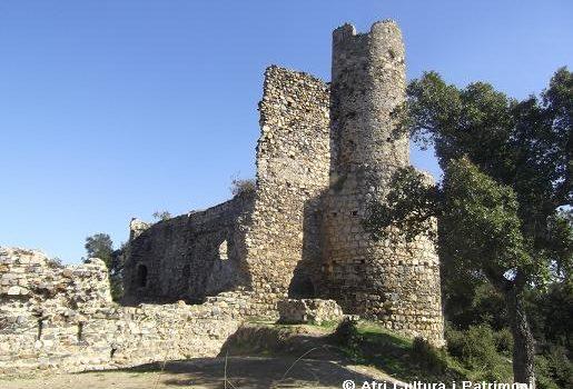Parlem del … Castell de St. Iscle (Vidreres, la Selva)