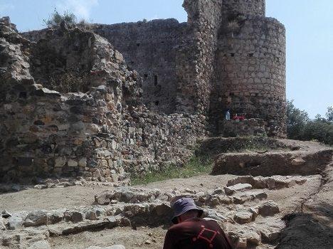 Novetats arqueològiques al Castell de Sant Iscle (Vidreres)