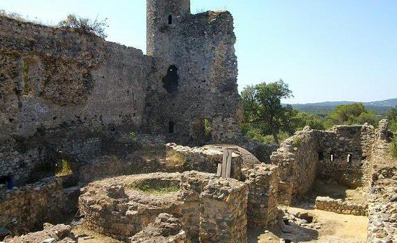 Novetats arqueològiques de la XI campanya al castell de St. Iscle de Vidreres