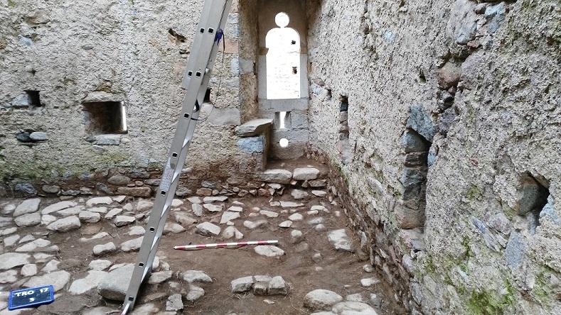 Torre de Recs (Osor, la Selva). Assessorament del projecte de rehabilitació i intervenció arqueològica.