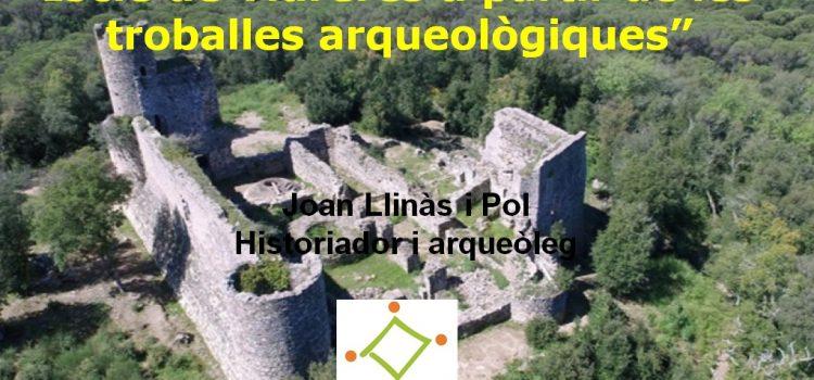 Participació al V Seminari d'Estudis Medievals d'Hostalric
