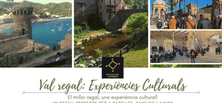 El millor regal, una Experiència Cultural!