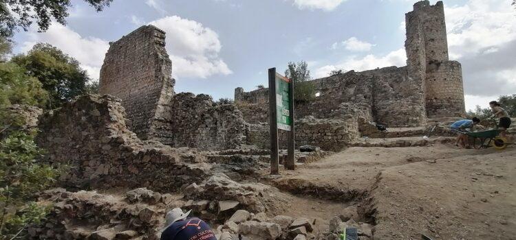 Noves excavacions arqueològiques al Castell de Sant Iscle de Vidreres